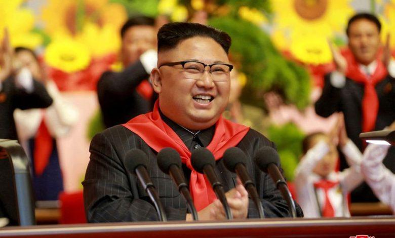 Kim Jong Un, benevolent father of Korean children