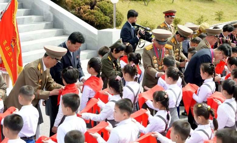 Ceremony of accession to the KCU