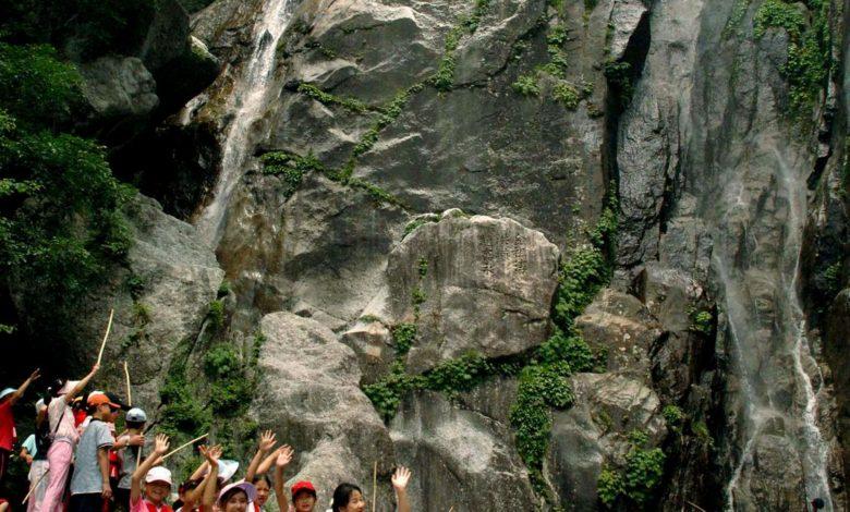 Mountaineering in Mt Myohyang